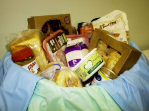 The People's Pantry Food Rescue Society